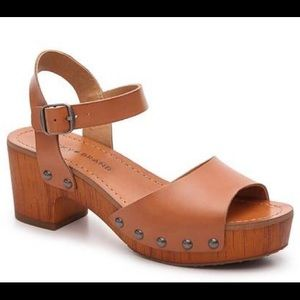 NEW $79 Lucky Brand Hollie Sandal Size 8.5